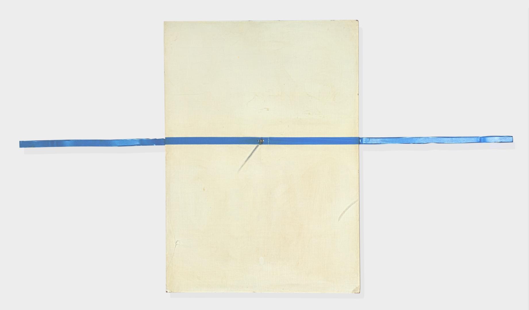 Edward Krasiński; 'Interwencja 2'; 70x125; 1975